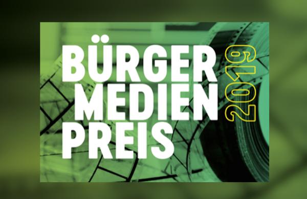 Bürgermedienpreis: Jetzt abstimmen!