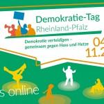 Demokratietag 2020 live im TV