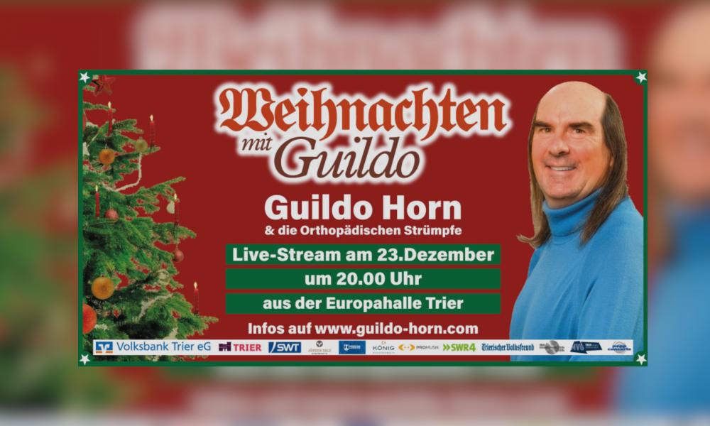 Liveshow mit Guildo Horn