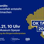 OK TV-Tag in Speyer steht an