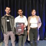 Bürgermedienpreis geht an Julian Lippke aus Kaiserslautern